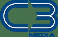 c3 media footer logo