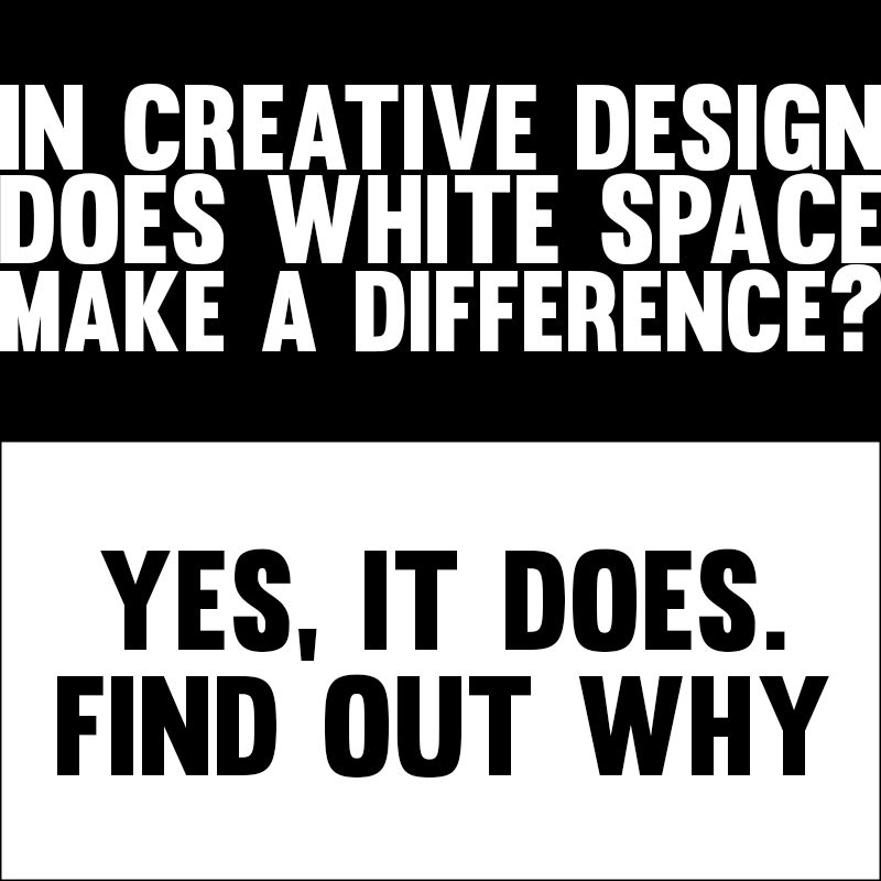 Do I need White Space, even if I don't want it?