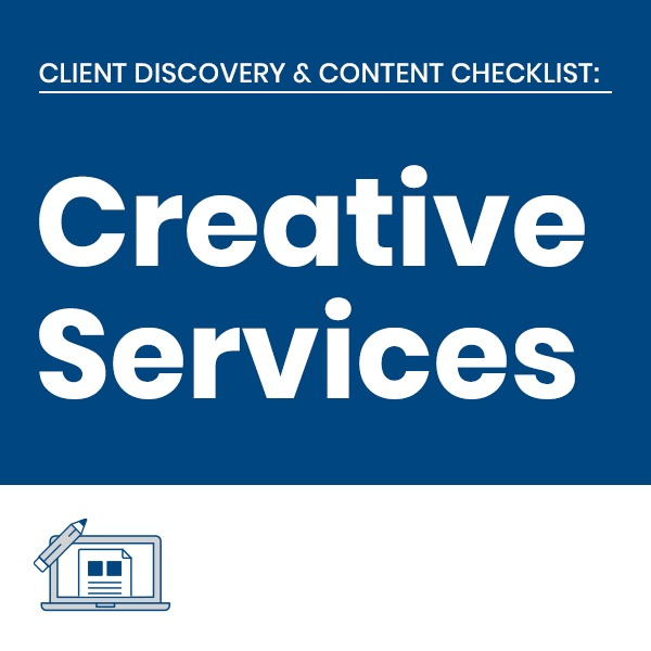 C3 Creative Services Client Checklists