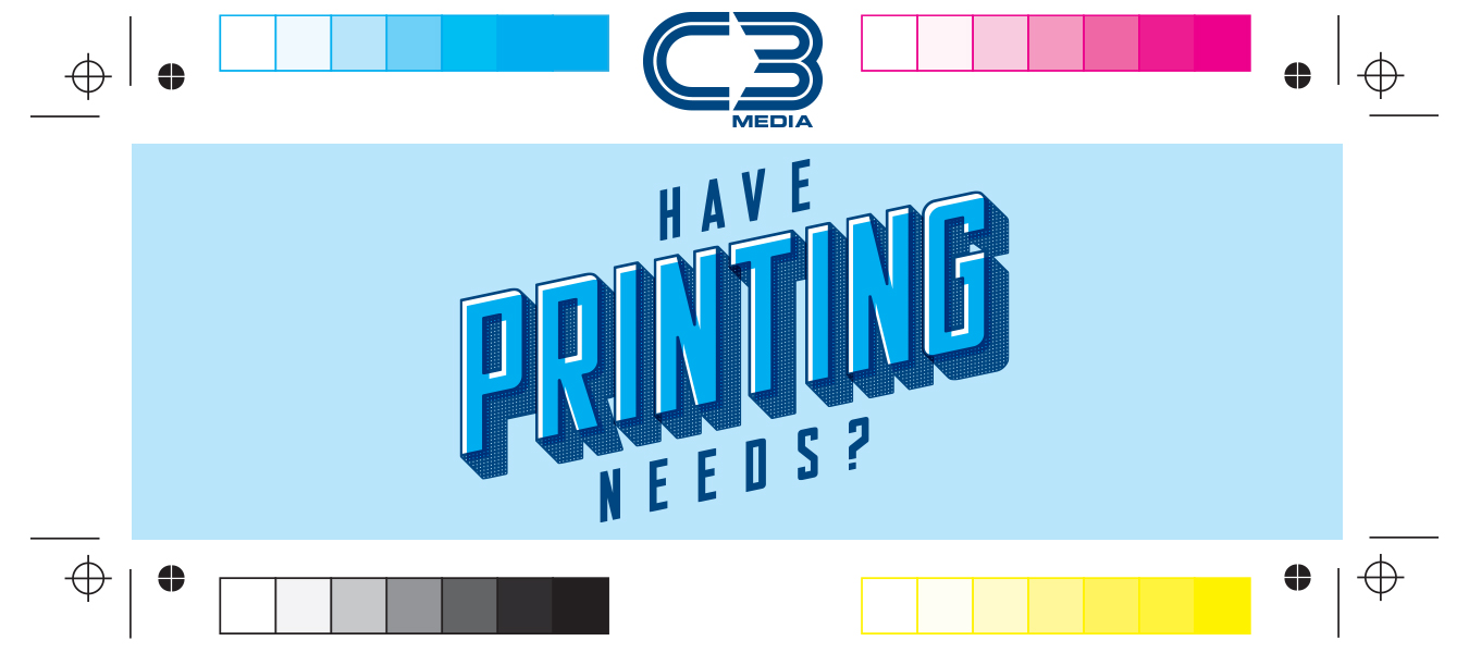 C3 Media Print Fulfillment