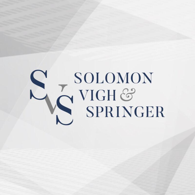 Solomon, Vigh & Springer, P.A.